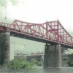 在りし日の穴吹橋