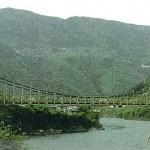 完成当初の三好橋