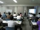 講義中の会場の様子